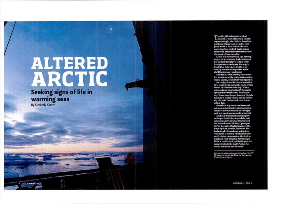 Altered Arctic